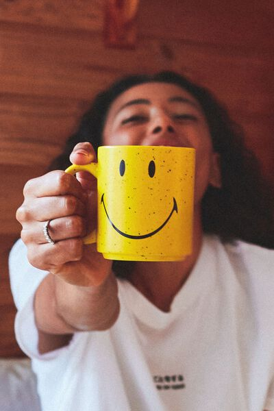 Daily Mug, LCN SMI SMILEY YELLOW FACE