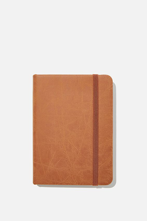 A6 Buffalo Journal, MID TAN