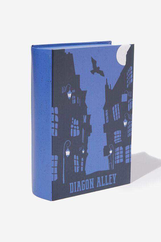Harry Potter Secret Book Storage, LCN WB HP DIAGON ALLEY