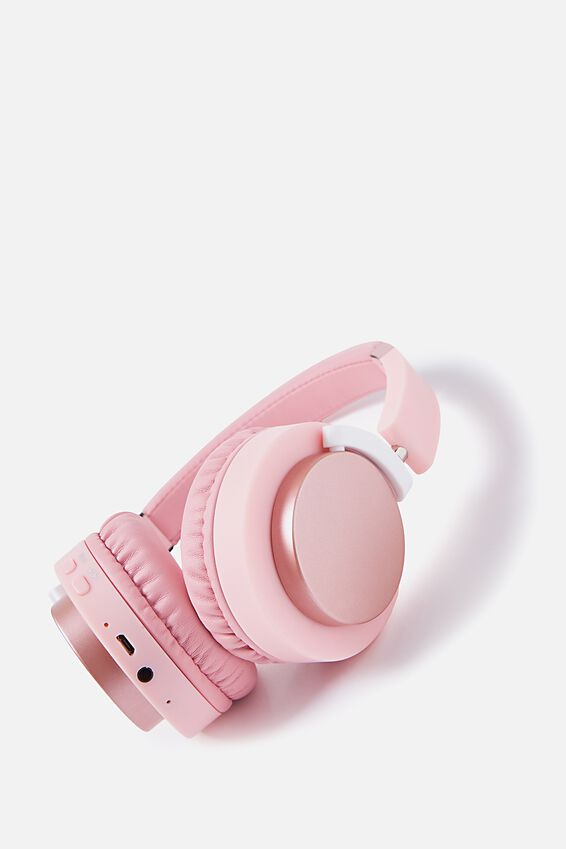 Wireless Signal Headphone, BLUSH