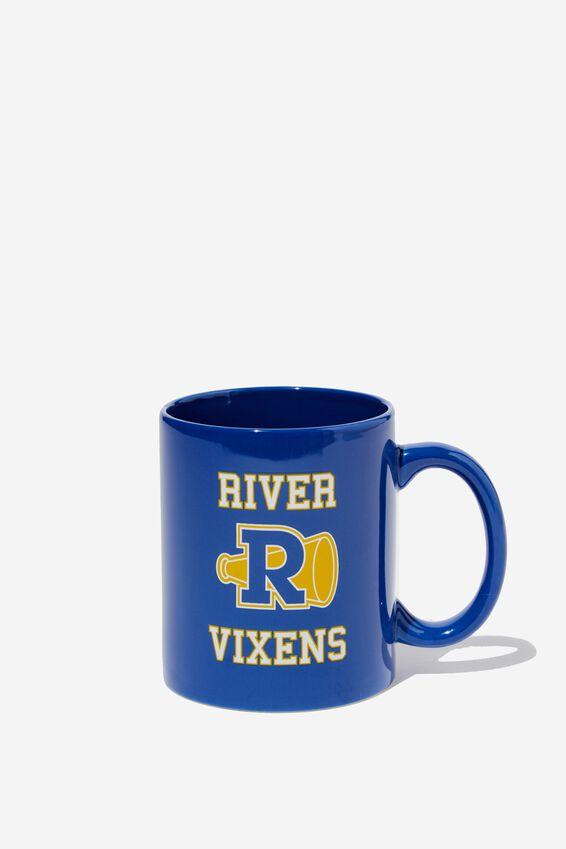 Riverdale Anytime Mug, LCN RIVERDALE VIXENS!