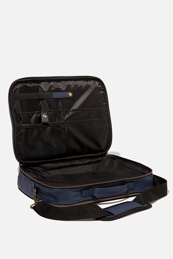 Mobile Laptop Folio, NAVY