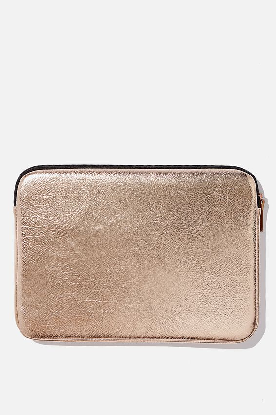 Core Laptop Cover 13 Inch, ROSE GOLD