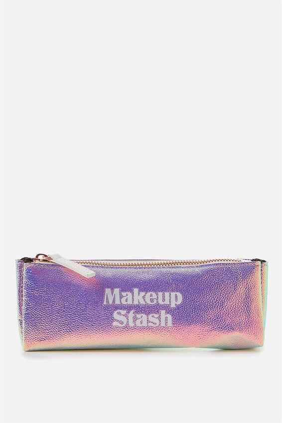 Make Up Brush Case, MAKE UP STASH