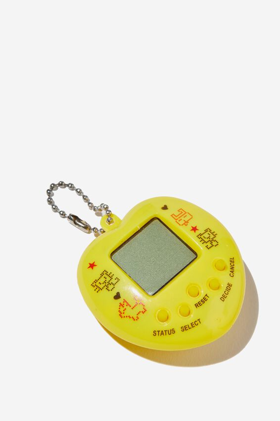 Pocket Pet, YELLOW