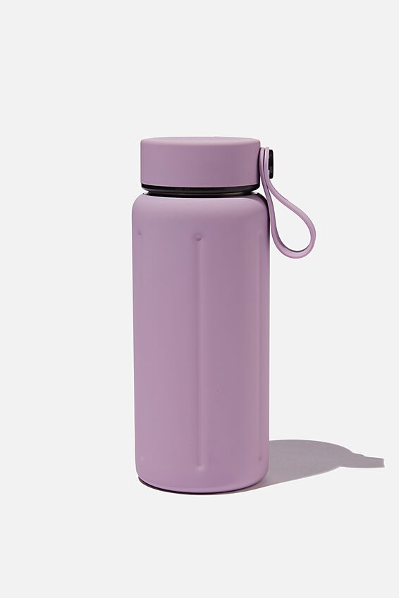 The Traveller Drink Bottle, HEATHER