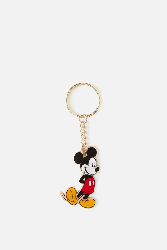 Mickey Mouse Keyring, LCN MICKEY BODY
