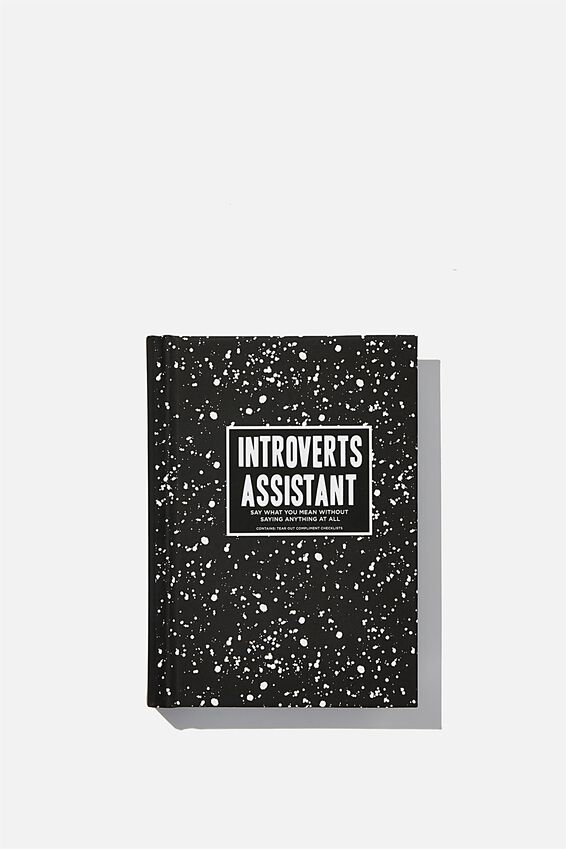 Mini Activity Journal, INTROVERT ASSISTANT