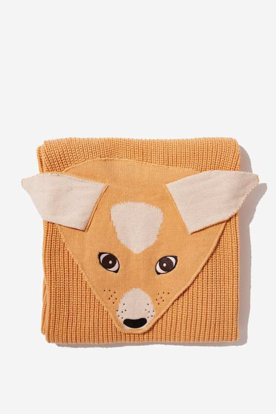 Shaped Throw, FOX