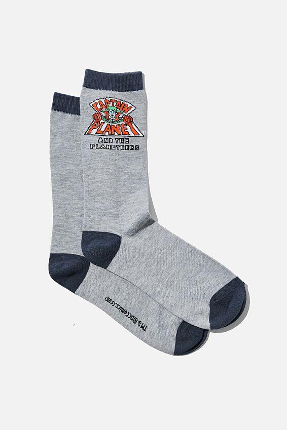 Captain Planet Socks, LCN CAPTAIN PLANET