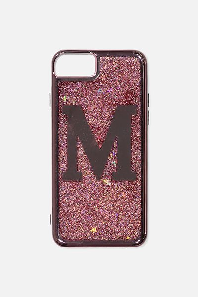 Shake It Phone Case Universal 6,7,8, ROSE GOLD M