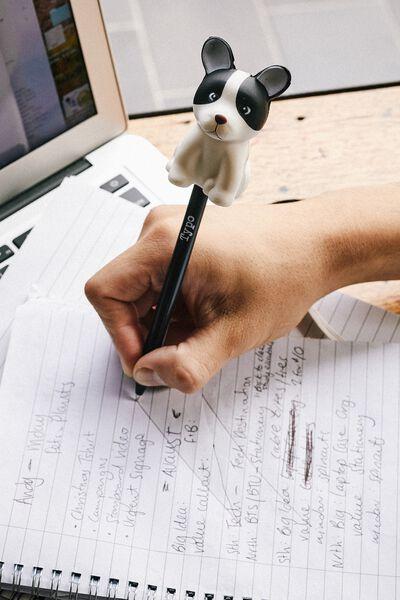 Squishy Pen, BULLDOG