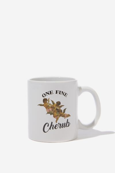 Anytime Mug, ONE FINE CHERUB