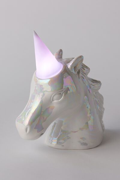 Unicorn Light, IRIDESCENT