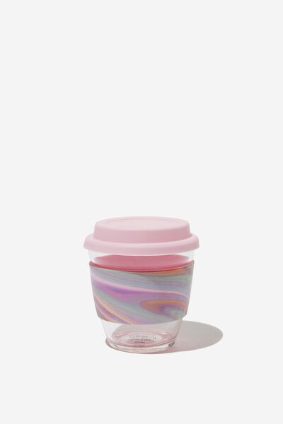 All Day Travel Cup 8Oz, RAINBOW MARBLE