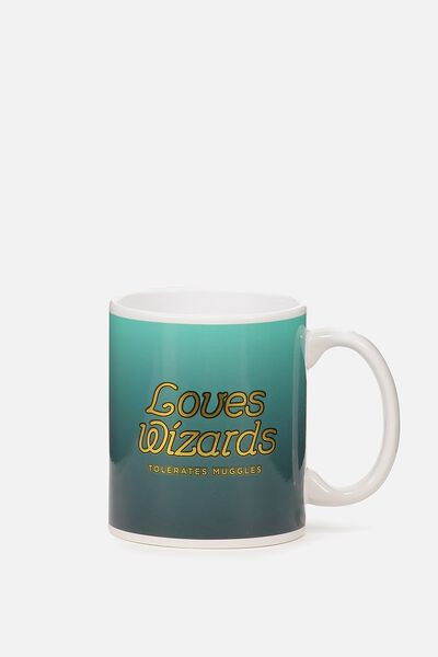 Anytime Mug, LCN LOVES WIZARDS