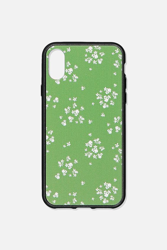 Snap On Protective Phone Case X, Xs, FLORENCE FLORAL