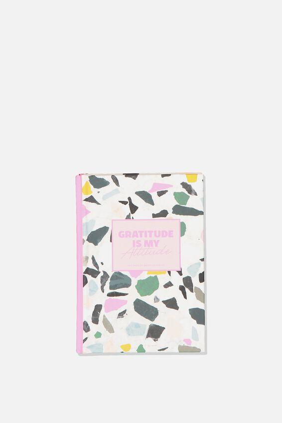 Mini Activity Journal, GRATITUDE