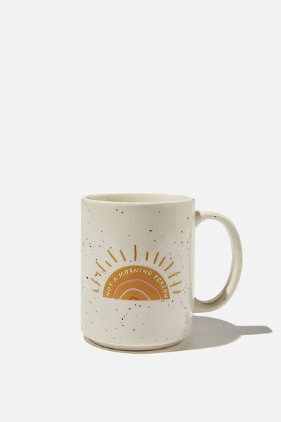 Daily Mug, MORNING PERSON