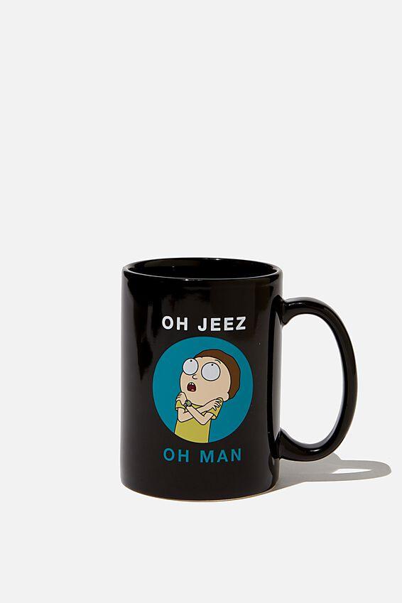 Rick & Morty The Marvellous Mug, LCN CNW RM OH JEEZ