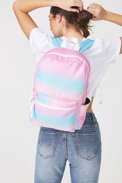 Student Backpack, OMBRE