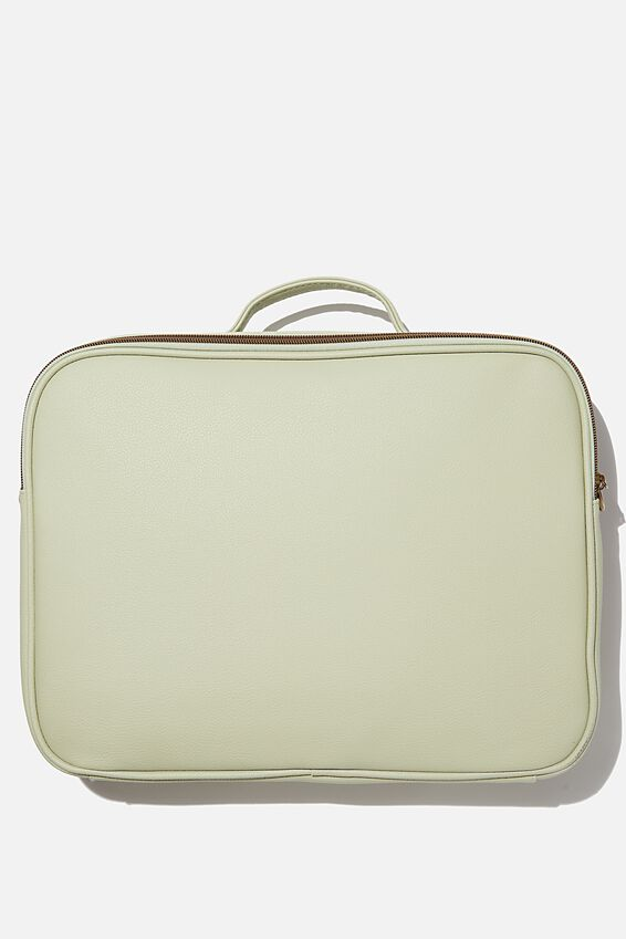 Mobile Laptop Folio, WASHED SAGE