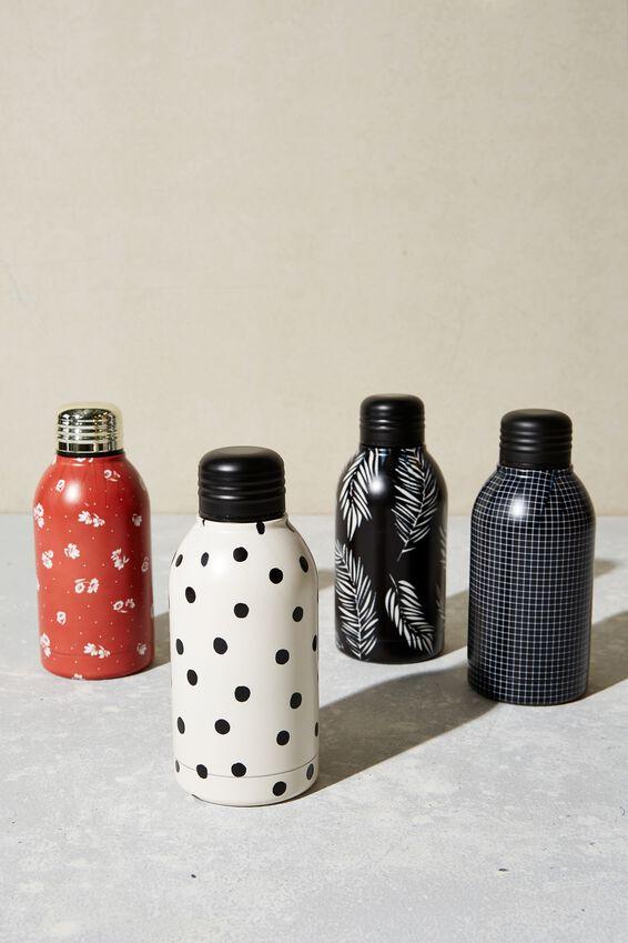 Mini Metal Drink Bottle, FERNERY