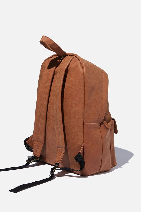 Austin Backpack, MID TAN