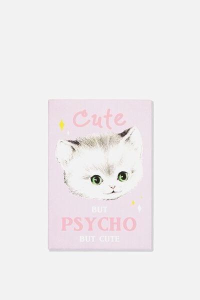 Quirky Magnets, CUTE BUT PSYCHO
