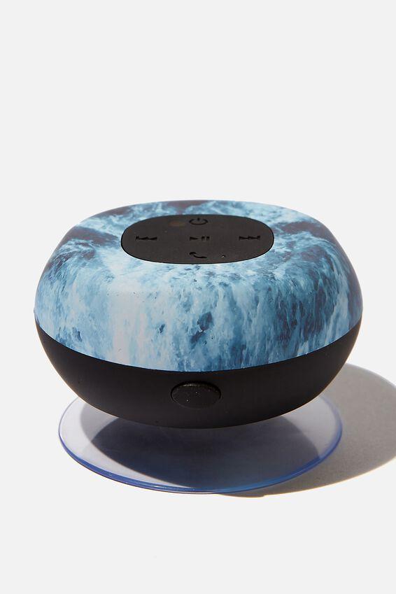 Shower Speaker, DARK OCEAN 2.0