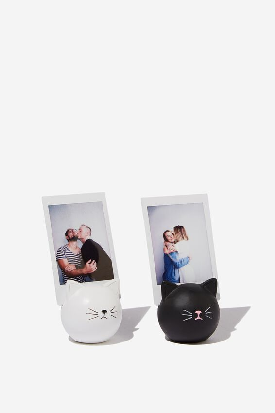 Novelty Photo Blocks, CATS