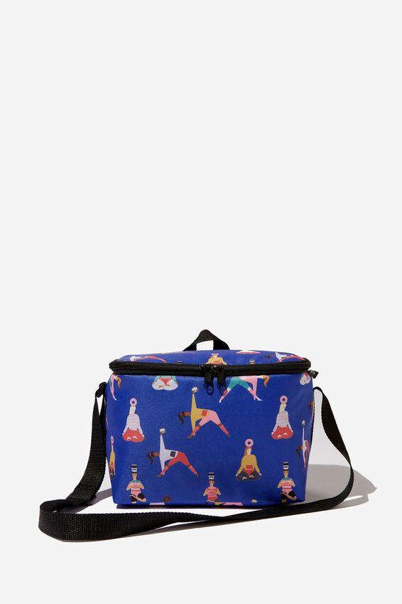 Cooler Lunch Bag, YOGA GIRLS