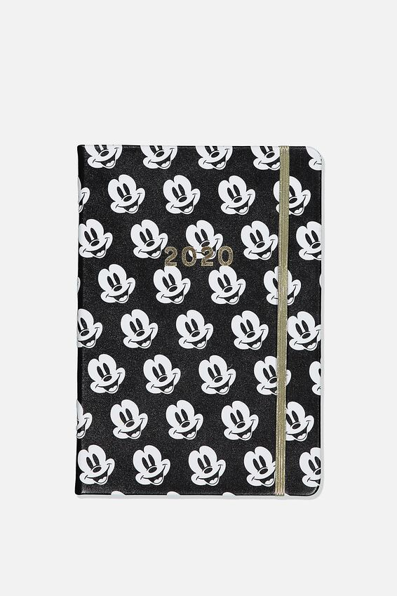 2020 A5 Weekly Disney Mickey Buffalo Diary, LCN DIS MK MICKEY