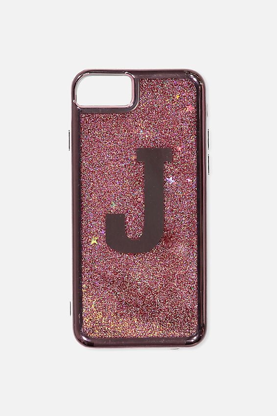 Shake It Phone Case Universal 6,7,8, ROSE GOLD J