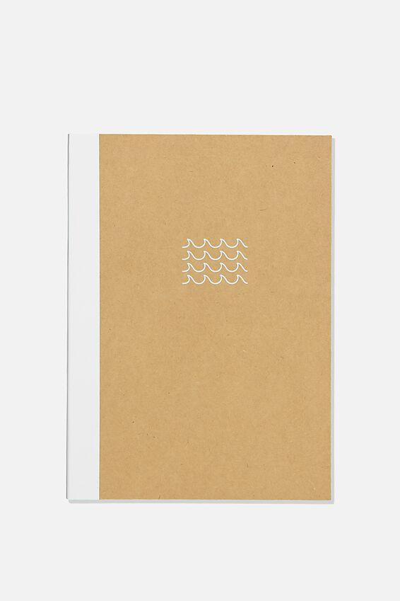 A5 Academy Notebook, OCEAN