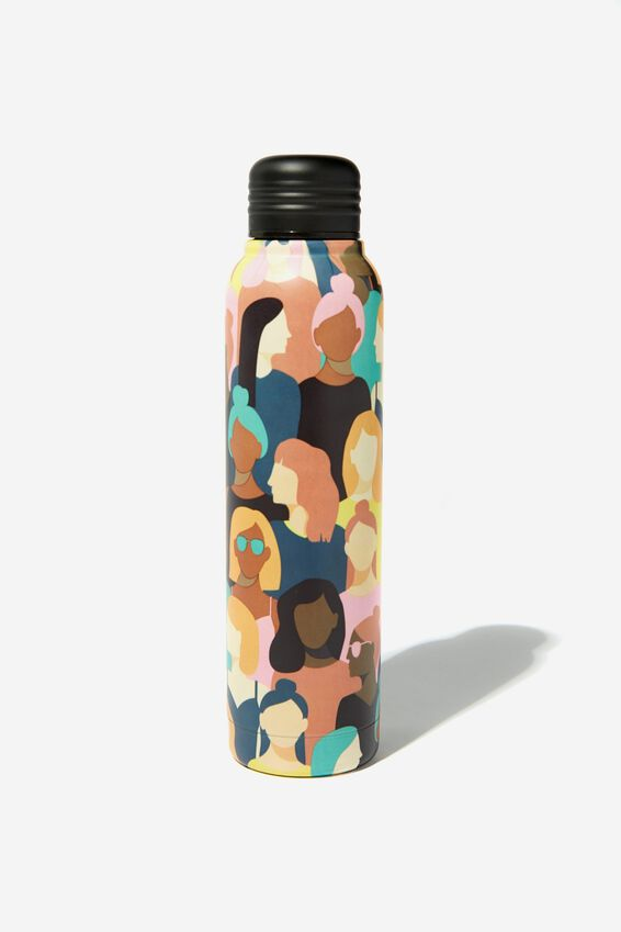 Small Metal Drink Bottle, SPECTATOR