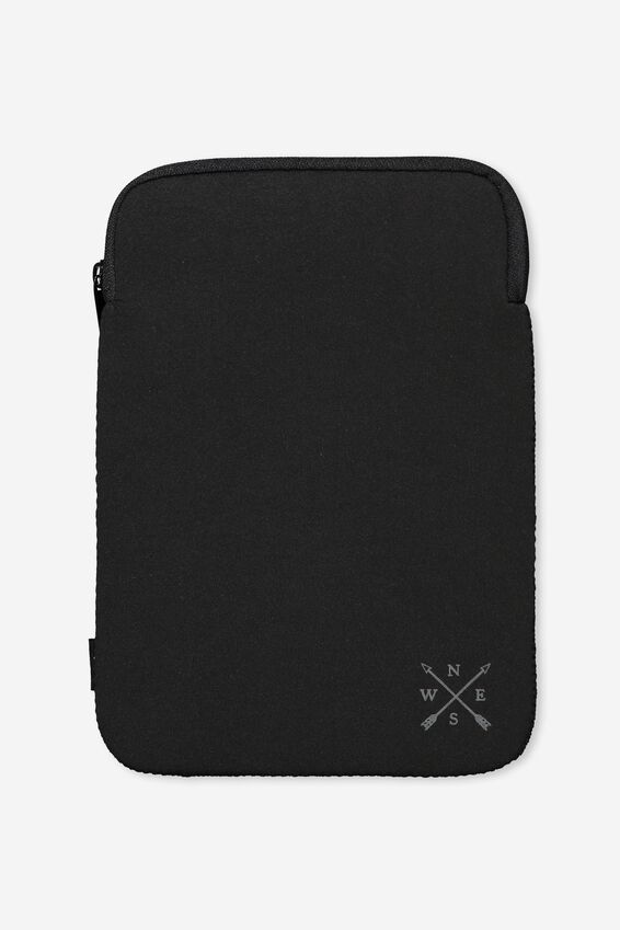 Tablet Sleeve 10 Inch, BLACK ARROWS