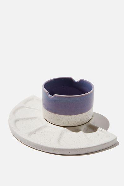 Ceramic Paint Palette Set, PALE LILAC