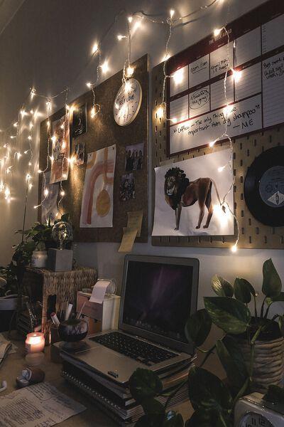 Curtain Lantern Lights, WARM LIGHT