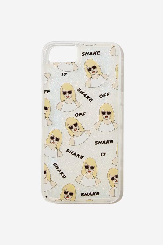 Shake It Phone Case Universal 6,7,8, SHAKE IT OFF
