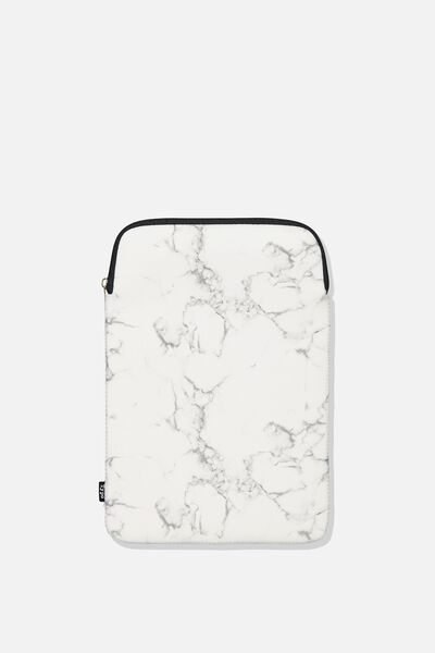 Laptop Sleeve 13 Inch, MARBLE