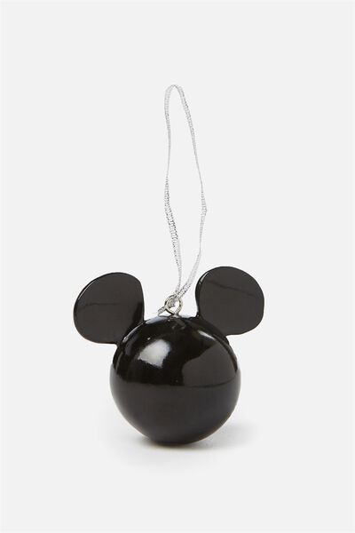 Licensed Christmas Ornament, LCN MICKEY MOUSE