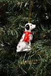 Resin Christmas Ornament, DALMATIAN
