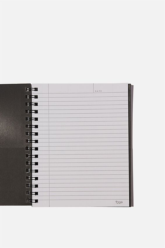 A5 Campus Notebook Recycled, I STAND FOR