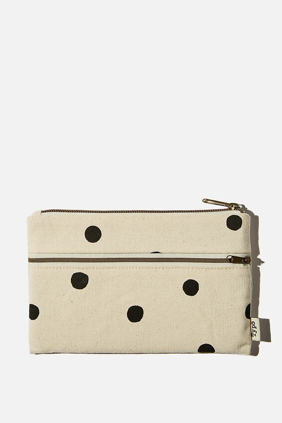 Archer Pencil Case, DOTTIE SPOT