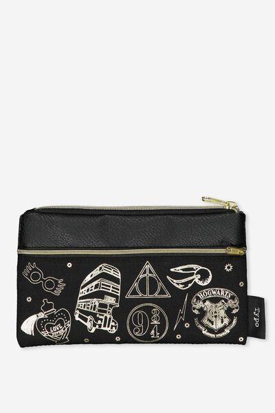 Archer Pencil Case, LCN HP YARDAGE