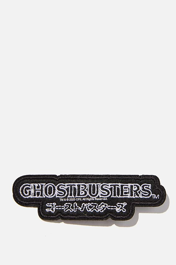 Ghostbusters Fabric Badge, LCN SON GHOSTBUSTERS