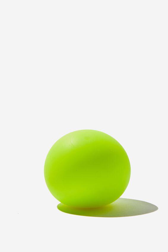 Gum Ball Squishy, YELLOW