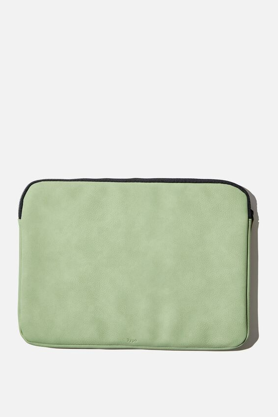 Core Laptop Cover 13 Inch, ALLY GREEN