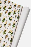 Elf Roll Wrapping Paper, LCN WB ELF
